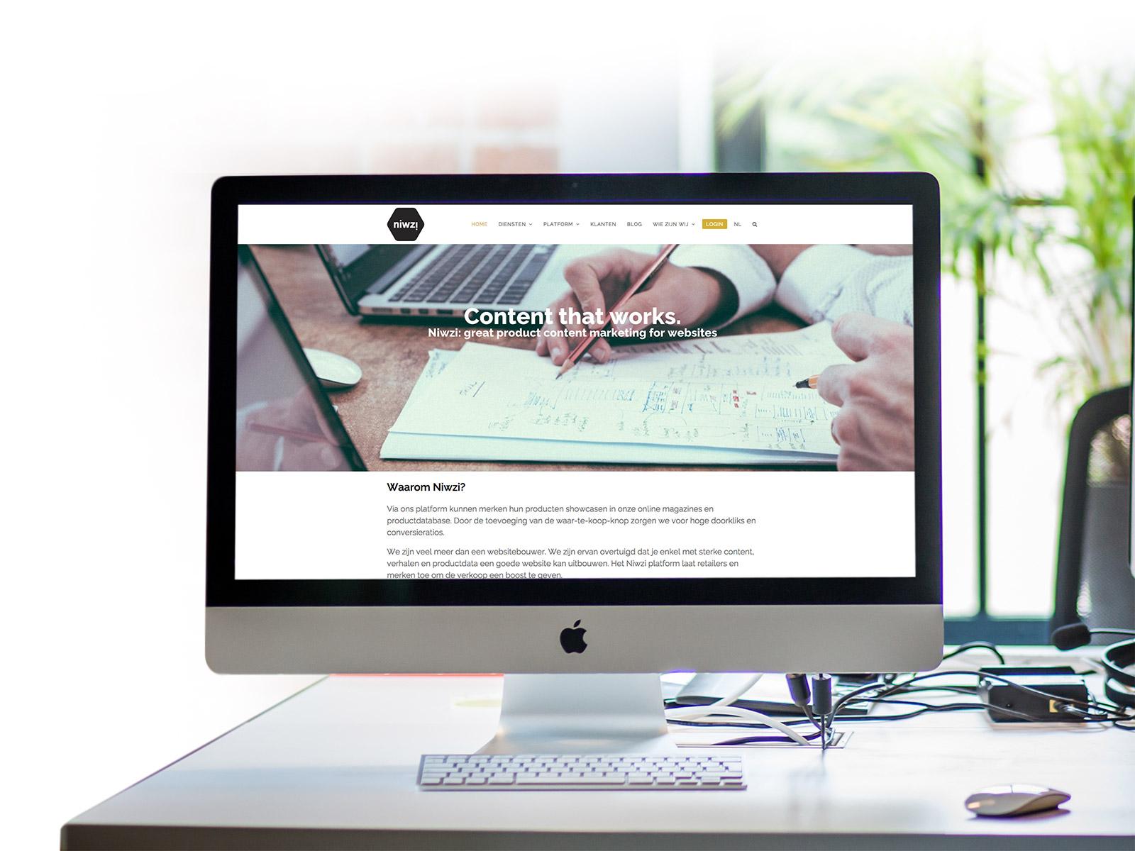 Rebranding Voor Totaalaanbieder: Maak Kennis Met Niwzi Media Group